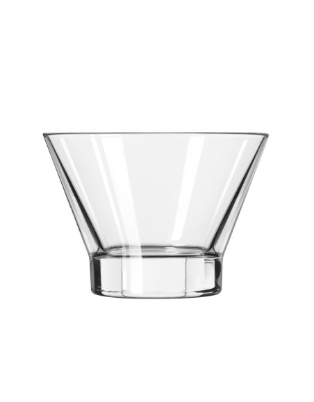 BOWL OVAL 25 cl. CRISTAL LIBBEY