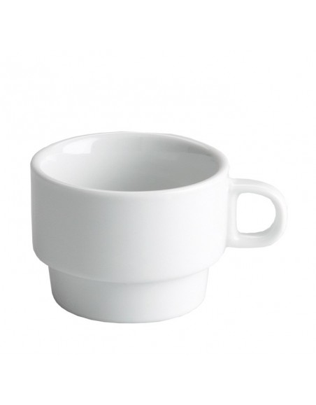 TAZA CAFE CONTINENTAL 12 cl. PORCELANA