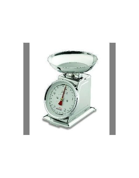 BALANZA COCINA 5 KG. C/BOL INOX.