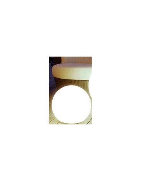 BOLA 40 cm. ATMOSFERA LED-VARI C/MANDO-CARGADO