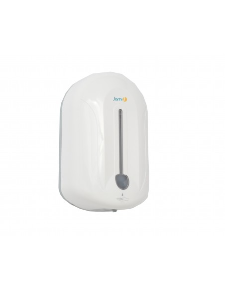 Dosificador de jabón 1,1L. Abs blanco.