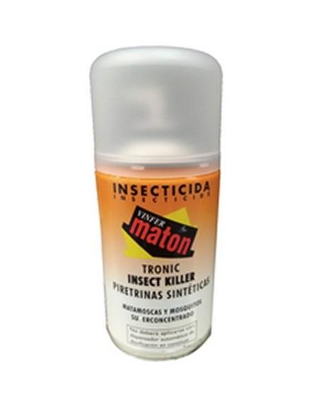 Carga insecticida con Piretrina
