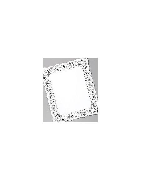 BLONDA CALADA Rectg. 31x37 cm. Pte 200 uds (8 Paquetes)