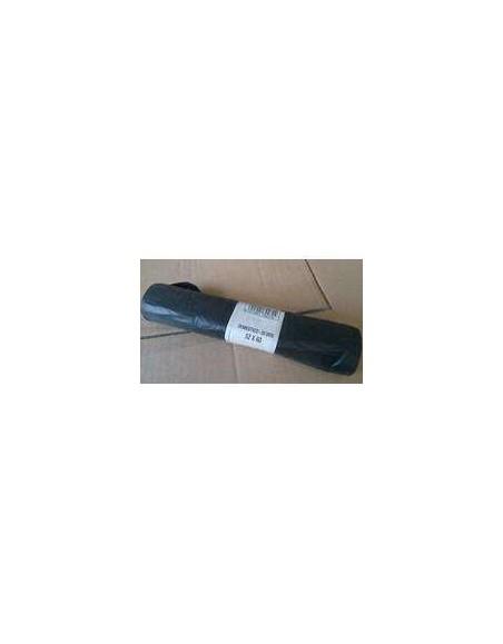 BOLSA BASURA DOMEST 52x60 Negra B/25 uds (50 Paquetes)