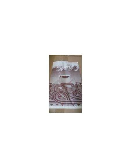 BOLSA PAPEL ANTIGRASA 22+12x36 cm.(CHURROS) C/1000