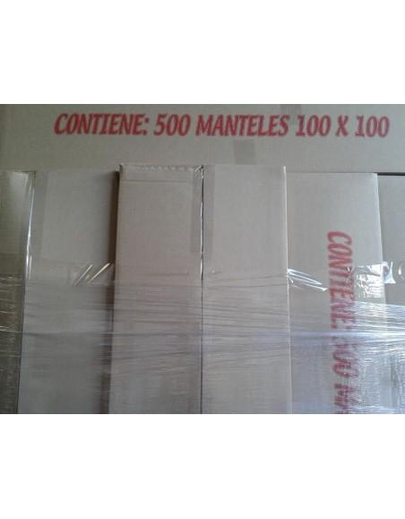 CAJA MANTEL 100x100 38 Grs.
