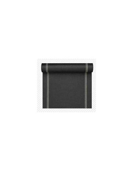 CAMINO MESA COATDRAP 40x120 cm. MARRON OSCURO ROLLO 6 Uds. (6 Paquetes)