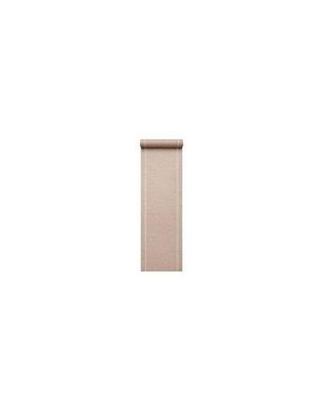 CAMINO MESA DAY DRAP 45x120 cm. MARRON CLARO ROLLO 6 Uds. (6 Paquetes)