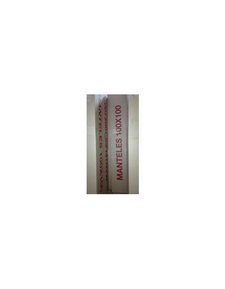 MANTEL 1X1 30 Grs. BLANCO 400 H. PAPEL ECO