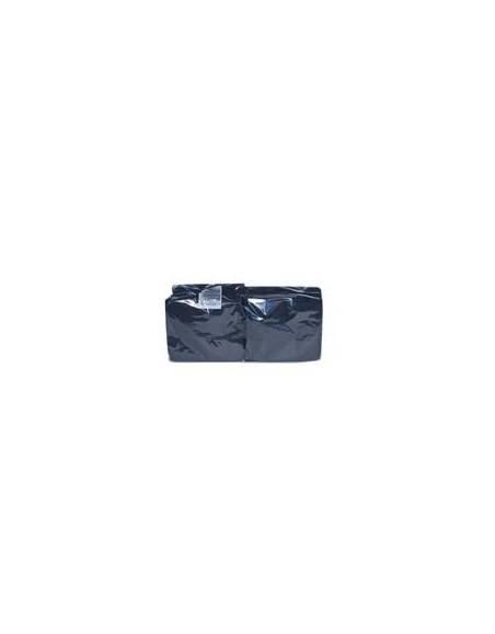 Pte. SERVILLETA 20x20 100 H NEGRA (60 Paquetes)