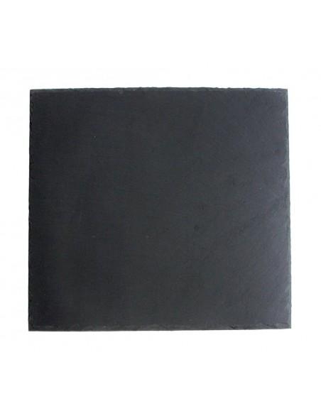 PLATO AFRICASOFT 31x31x0'5 cm. PIZARRA