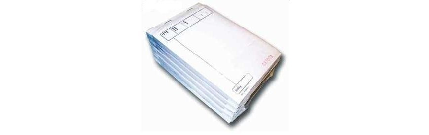 papel, plásticos y desechables