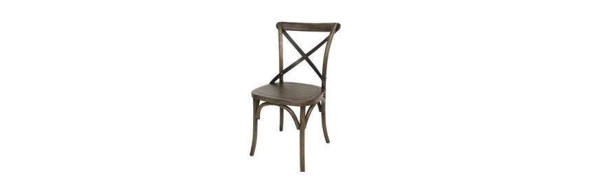 silla y mesas