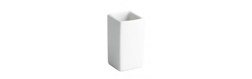 palillero de porcelana
