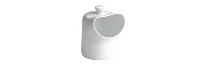 papeleras de porcelana
