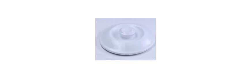 Tapa de porcelana